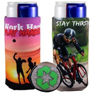 Slim Frio� Beverage Holder (4CP/ Dye Sublimation)